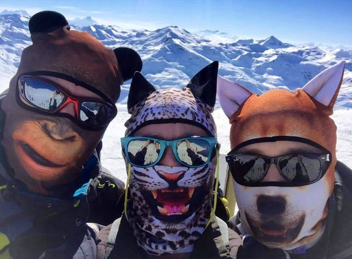 Ski mask for skiing - One piece ski suits - Publish - Snow-point Store 06d5f2e108d0