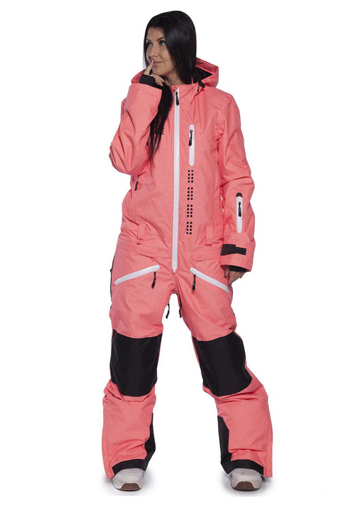 Womens Snow Suit One Piece >> Buy women one piece ski suit 31К17М at snow-point.com