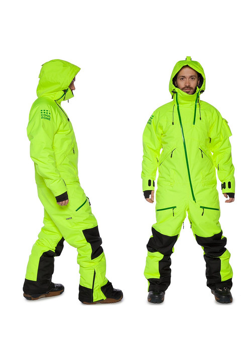 Man all in one ski suit kite 44К27