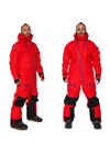 Man all in one ski suit KITE 44К04
