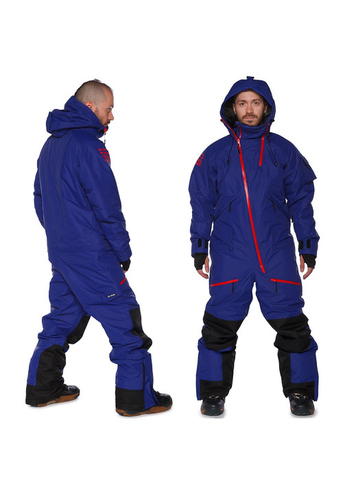 Man all in one ski suit KITE 44К18