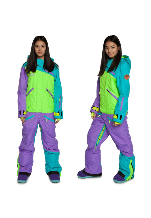 Women's all in one ski suit 3512/14