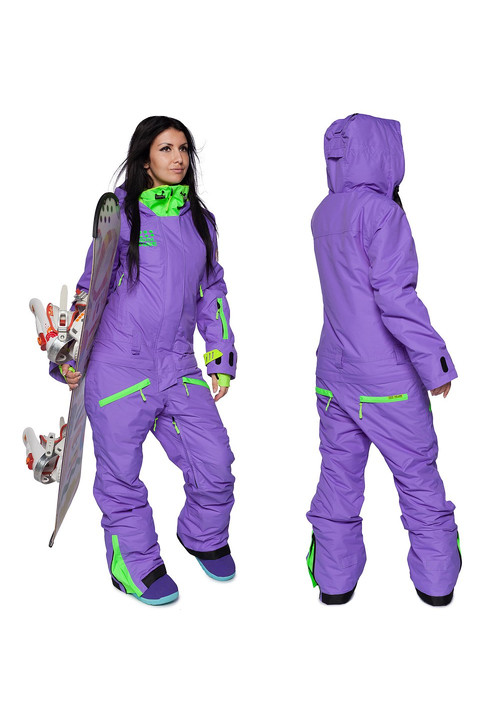 Womens Snowmobile Suits >> Buy Women S All In One Snowmobile Suit Coolzone Twin One