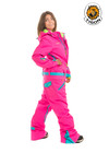 Women all in one ski suit 1702