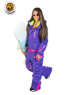 Women all in one ski suit 1709