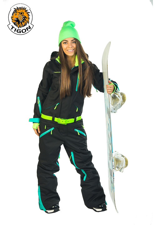 The One Piece ski suit has evolved Designed to protect against the harshest of conditions – our fully functional ski clothing has taken a garment synonymous with the 80's & fun, into an innovative cutting edge one piece suit, leading the way for both style & head to toe protection, on and off piste.