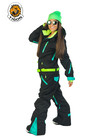 Women all in one ski suit 1710