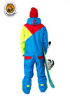 Men's all in one ski suit TIGON SMART 311