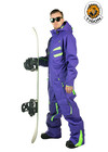 Men's all in one ski suit TIGON 1812