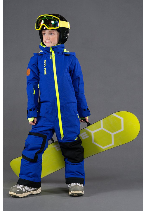 Kids all in one ski suit ICE KIDS 3117-18