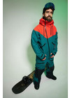 Men's all in one ski suit KITE mod. KN2107/05/28